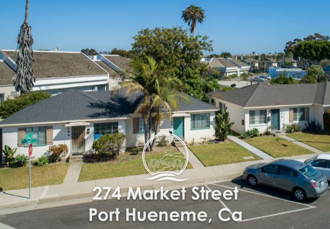 274 Market Street Port Hueneme, Ca